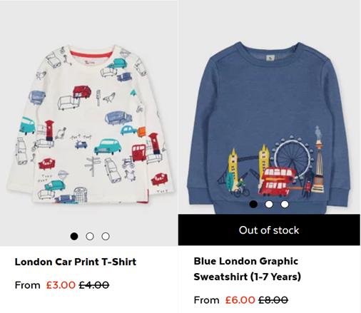 ロンドンシャツ