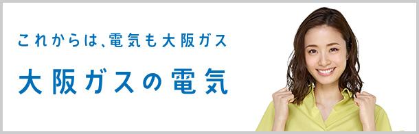 安心の大阪ガスとの提携