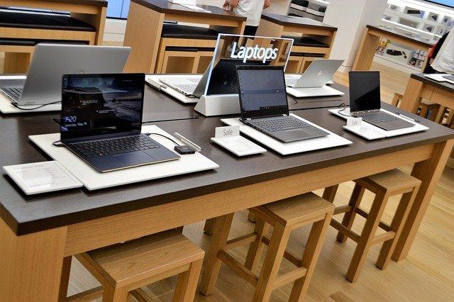 購入パソコンの機種選び