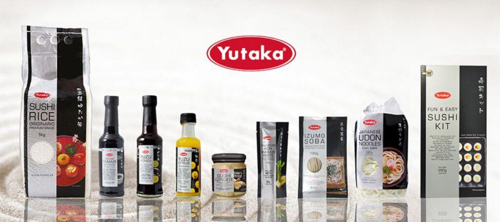 Yutaka online shop ーイギリスでメジャーな日本食材ブランド