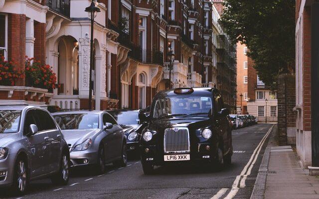 イギリス都市部・ロンドンの駐車場事情