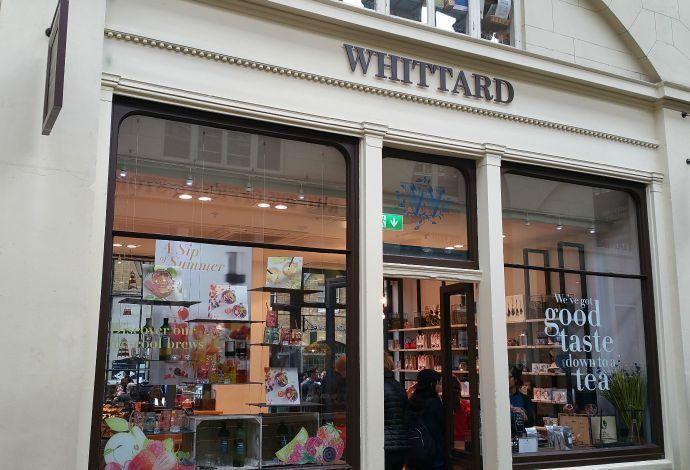 Whittard of Chelseaについて