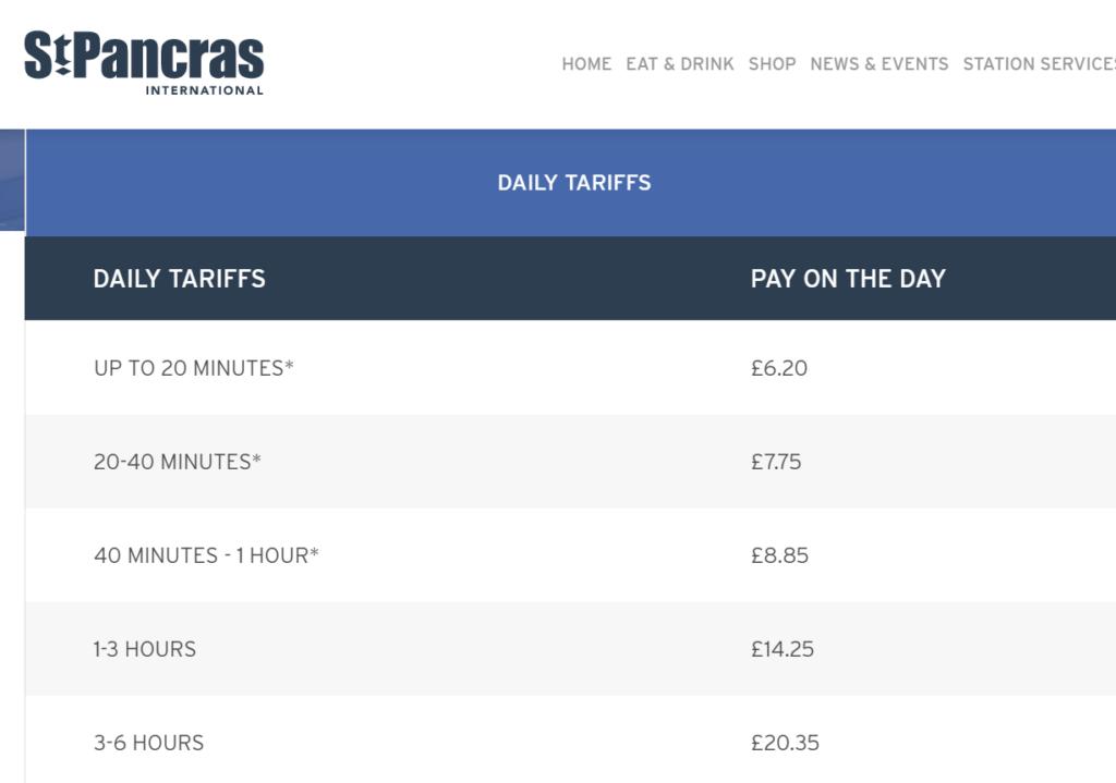 ロンドンの駐車料金が劇的に安くなった